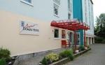 Bikerhotel halbersbacher Airport Hotel Frankfurt in Mörfelden-Walldorf