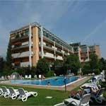 Ambassador Suite Hotel in Riva del Garda / Gardasee