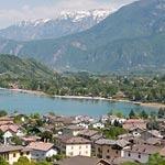 Hotel für Radfahrer in Calceranica al Lago
