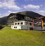 Fahrrad Hotel in Berwang