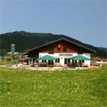 Fahhradfahrer freundliches Hotel in Oberjoch