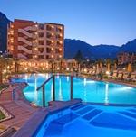 Fahhradfahrer freundliches Hotel in Riva Del Garda