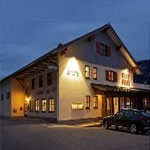 Fahhradfahrer freundliches Hotel in Oberstaufen-Lamprechts