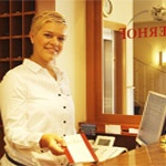 Fahhradfahrerfreundliches Hotel in Wesel