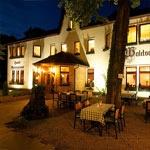 Hotel und Restaurant Waldschl��chen in Glienicke/Nordbahn bei Berlin
