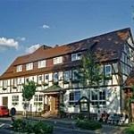 Fahhradfahrer freundliches Hotel in Uslar-Eschershausen im Naturpark Solling-Vogler