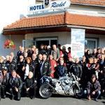 Motorrad Hotel in Zittau