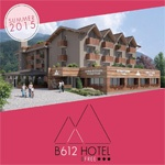 Hotel B612 in Levico Terme