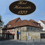 Hotel Hahnm�hle 1323  in Coburg - alle Details