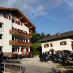 Hotel Pension Sonnalp in Ortisei / Dolomiten