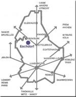 Hotel Hotel - Restaurant Braas in Eschdorf in der