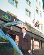 Messehotel Düsseldorf - Best Western Ambassador Hotel