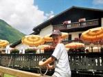 Bikerhotel Hotel Bünda Davos in Davos Dorf