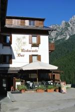 Hotel Stella Alpina in San Pietro di Cadore / Dolomiten
