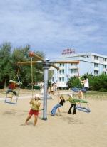 Radsport Hotel in Bibione