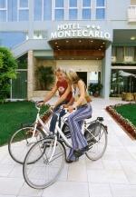 Biker Hotel Hotel Montecarlo in Bibione