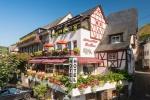 Bikerhotel Moselromantik-Hotel zum Löwen in Ediger-Eller