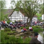 Bikerhotel Altes Farmhaus in Lienen