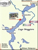 Bikerhotel Hotel Villa Margherita in Oggebbio (VB)