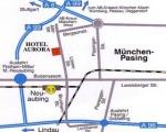 Biker Hotel Hotel Aurora in München