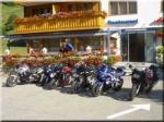 Fahrradhotel in Ulrichen in Obergoms