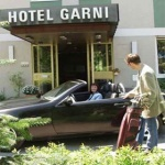 Bikerhotel Hotel Neusässer Hof in Neusäß