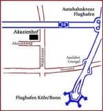 Bikerhotel Akazienhof Hotel & Brauhaus in Köln
