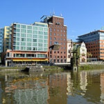 Courtyard by Marriott D�sseldorf Hafen  in D�sseldorf - alle Details