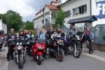 Motorrad Bikerhütte im FRIZ in Suhl in