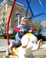 Bikerhotel Hotel Adlon in Riccione (RN)