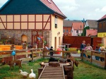 Kinderhotel Ferienh�user Deschner in Rottleben / Kyffh�user