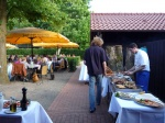 Motorrad Hotel Restaurant Kloppendiek in Vreden in