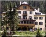 Fahrrad Hotel in Toblach