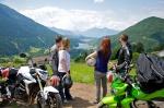Fahrrad Hotel in Baselga di Pine - Dolomiten