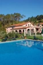 Bikerhotel Hotel La Rossola Resort in Bonassola