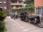 Radsport Hotel in Lavagna