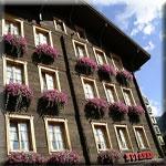Hotel Nufenen in Ulrichen / Goms