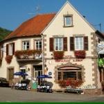 Hotel Restaurant Kleiber in Saint Jean Saverne / Rhein (Rhin)