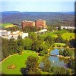 Hotel und Ferienpark Rhein-Lahn in Lahnstein auf der Höhe / Rhein-Lahn-Kreis