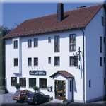 Landshuter Hof in Landshut / Isar Radweg