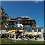 Hotel Savoia in Canazei / Dolomiten