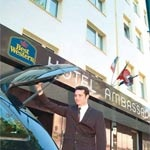 Flughafenhotel Best Western Ambassador Hotel nur 9km zum Flughafen D�sseldorf International