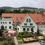 Hotel zum Kloster in Rohr / Thüringer Wald