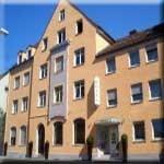 Hotel Pension Augsburg Goldener Falke  in Augsburg - alle Details