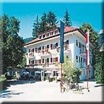 Hotel Gasthof Weiherbad in Niederdorf / Hochpustertal (I)