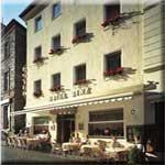 das Motorrad Hotel Hotel Binz in Bernkastel-Kues an der Mosel
