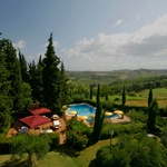 Hotel - Residence Villa La Cappella  in Montespertoli (Firenze) - alle Details