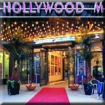 Flughafenhotel Hollywood Media Hotel nur 6km zum Flughafen Fluhafen Tegel