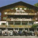 Hotel Restaurant Walliser Sonne in Reckingen-Gluringen / Goms