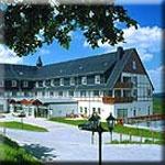 Hotel Wettiner Höhe in Kurort Seiffen / Erzgebirge